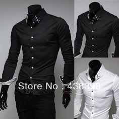images of mens beautiful clothes | 2014 nueva marca para hombre del diseñador de ropa camisas de alta ...