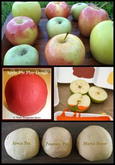 {Fun Ways to Explore with Apples}  hands-on activities for kids!