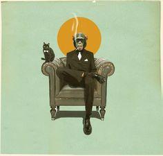 Monkey Business by Dedo