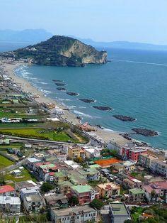 A view of Campi Flegrei