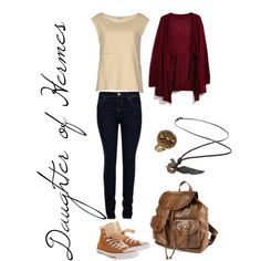Daughter of Hermes Outfit. I'm a daughter of Hermes, comment if you are too