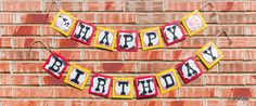 A personal favorite from my Etsy shop https://www.etsy.com/listing/246092335/barnyard-party-banner-cowboy-party