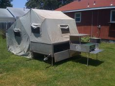 heilite tent trailer - Google Search
