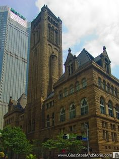 Allegheny County Courthouse photograph.