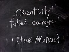 In the words of the great Henri Matisse. Motivacional Quotes, Words Quotes, Great Quotes, Quotes To Live By, Inspirational Quotes, Famous Quotes, Art Sayings, Spirit Quotes, Famous Art