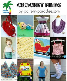 Crochet Finds - 8-31-15