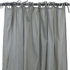 Achetez sur internet notre Rideau froncé - gris clair