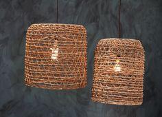 Image result for vintage rattan light lighting rattan beru rattan lampshade cylinder aloadofball Choice Image