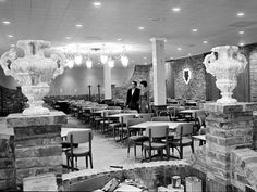 Old World charm and Southern hospitality are reflected Mar. 21, 1964 in the new Madison Morrison Cafeteria, Nashville'??s second and East Nashville'??s first major cafeteria. The cafeteria, the 41st in the chain, will open Mar. 25 near the Zayre department store.