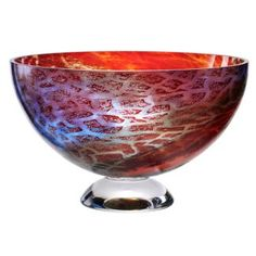 "Kosta Boda ""Zanzibar"" Bowl - Decorative Accessories - More For The Home - Home - Bloomingdale'sRegistry"