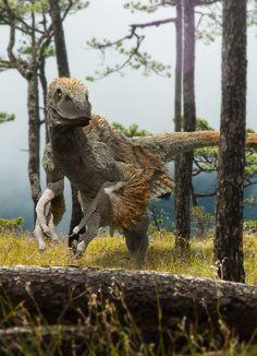 Apex: Minion - Deinonychus by Herschel-Hoffmeyer.deviantart.com on @DeviantArt