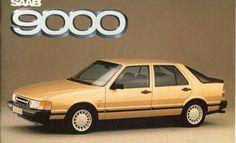 1987 Saab 9000 Turbo