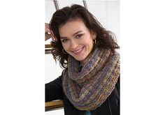 Easy Gift Cowl Patte