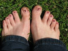 Washing Jesus' feet object lesson