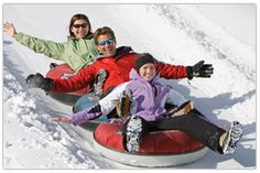 Packages and Specials at Wintergreen Resort for snow tubing