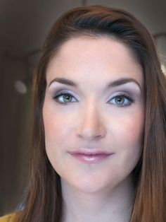 Video tutorial: Natural makeup Sarah t-Dallaire