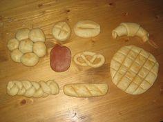 Brotware aus Salzteig ...?!