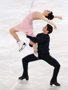 Tessa and Scott skate their free dance in Sochi | News and Blogs - CTV News at Sochi 2014