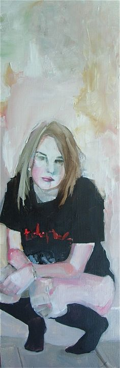 ruth shively paintings | Socks, original painting by Ruth Shively. ... | Guest Pinner: Rowena ...