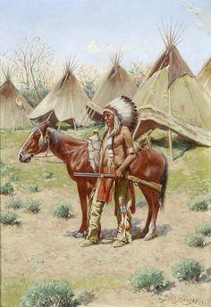 John Hauser   www.American-Tribes.com