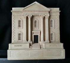 Timothy Richards Architectural Model