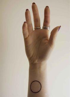 Japanese Wrist Tattoos Circle-of-Life-tatto