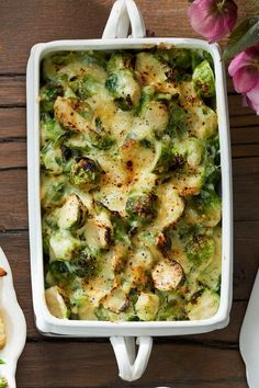 Brussels Sprouts Gratin                                                                                                                                                                                 More