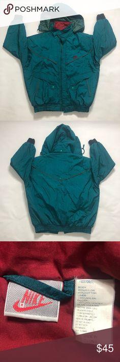 Vintage Nik Puffer Jacket Womens sz. L Good condition 3962e57be