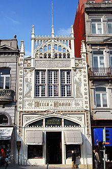 Die Livraria Lello e Irmão (deutsch: Buchhandlung Lello und Bruder) ist eine Buchhandlung in der portugiesischen Stadt Porto. Sie wird zu den schönsten Buchläden Europas und der Welt gezählt.