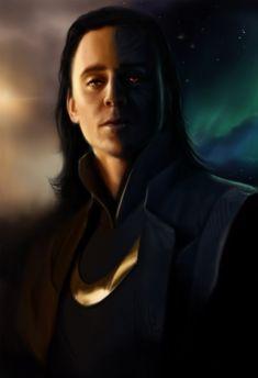 Loki Laufeyson by clz on deviantart