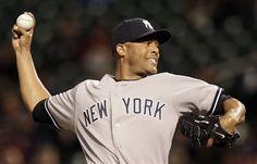 GAME 4: Monday, April 9, 2012 - New York Yankees relief pitcher Mariano Rivera throws against the Baltimore Orioles in the ninth inning of a baseball game in Baltimore. New York won 6-2. (AP Photo/Patrick Semansky)