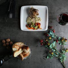 meat menu styling restaurant delicious yummy food eat shank incik yemek