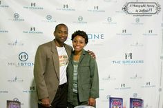 Milestone employees Derrick and Michele Miles