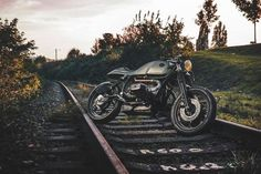 BMW R100 Cafe Racer by Nozem Amsterdam #motorcycles #caferacer #motos | caferacerpasion.com