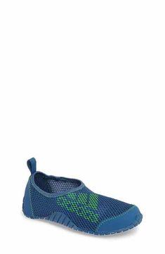 400871267789 adidas Kurobe Mesh Slip-On Water Shoe (Toddler