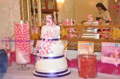 little girls birthday party #dessert display