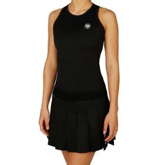 b3f6cffc2f5 adidas Roland Garros Y-3 Ballgirls Dress Women black | buy online at Tennis-