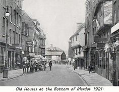 Mardol Shrewsbury
