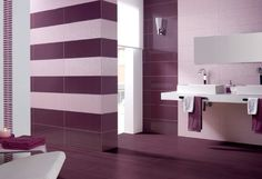 Home Bathroom Lighting, Toilet, Sink, Mirror, Furniture, Design, Home Decor, Purple, Bathroom Light Fittings