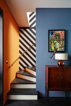 Two very different designers - one stunning home | Homes & Property