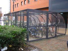 Bike Shed Geoffrey Manton