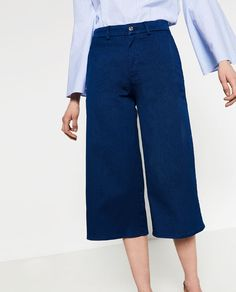 Image 3 of CULOTTES from Zara