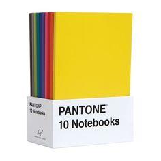Pantone: 10 Notebooks - Detroit Institute of Arts Museum Shop