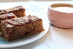 Deilig kanelkake!Elsker du kanel? Da vil du elske denne kaken! Oppskriften er hentet framin gamle oppsriftsbok! Kanelkake 250 g sukker 250 g hvetemel 1 ss kanel 2 ts bakepulver 2 egg 2,5…