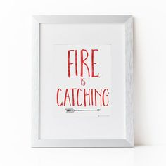 Fire is Catching Artwork