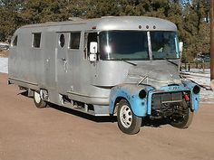 1947 Spartan Spartan Gmc Project for sale in Granite Canon Wyoming - United States