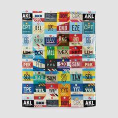 Worldwide Airports - Blanket