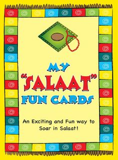 Idea 14: Play Games to help learn the meaning of Salaat