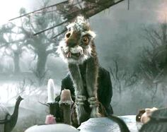 March Hare Alice In Wonderland Tim Burton March hare alice in wonderland