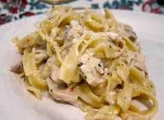 Creamy Chicken and Noodles